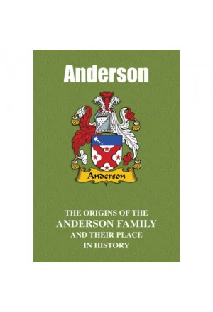 Anderson Family Name Book