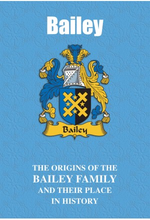 Bailey Family Name Book