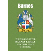 Barnes Family Name Book