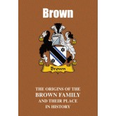 Brown Family Name Book