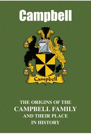 Campbell Family Name Book
