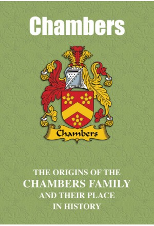Chambers Family Name Book