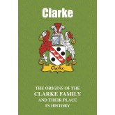 Clarke Family Name Book