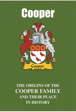 Cooper Family Name Book