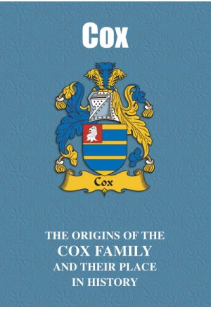 Cox Family Name Book