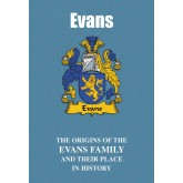 Evans Family Name Book