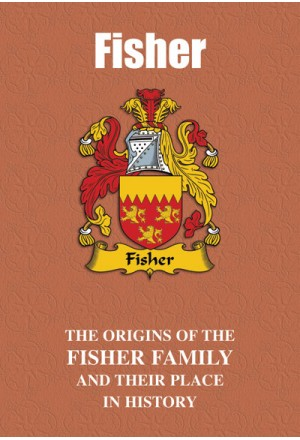 Fisher Family Name Book