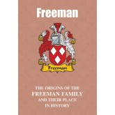Freeman Family Name Book