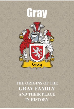 Gray Family Name Book