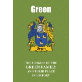 Green Family Name Book