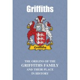 Griffiths Family Name Book