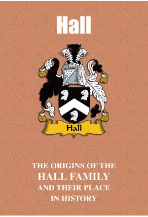 Hall Family Name Book