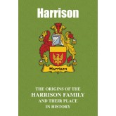 Harrison Family Name Book