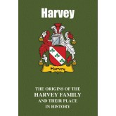 Harvey Family Name Book