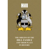 Hill Family Name Book