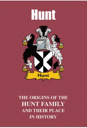Hunt Family Name Book
