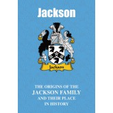 Jackson Family Name Book