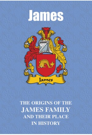 James Family Name Book