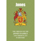 Jones Family Name Book