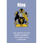 King Family Name Book