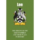 Lee Family Name Book