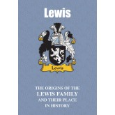 Lewis Family Name Book