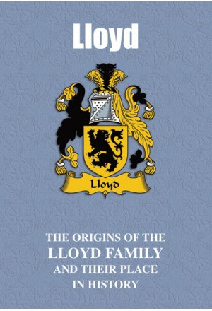 Lloyd Family Name Book