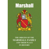 Marshall Family Name Book