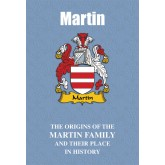 Martin Family Name Book