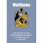 Matthews Family Name Book