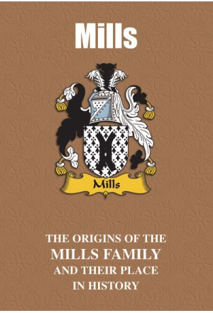 Mills Family Name Book