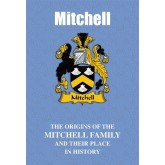 Mitchell Family Name Book