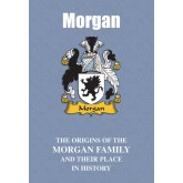 Morgan Family Name Book