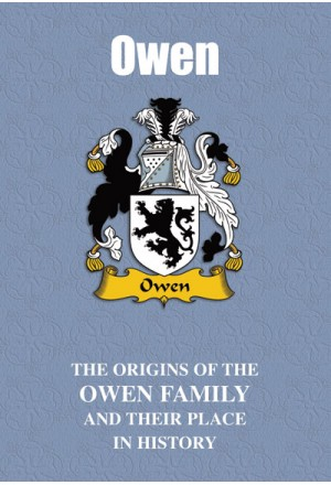 Owen Family Name Book