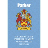 Parker Family Name Book