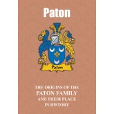 Paton Family Name Book