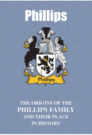 Phillips Family Name Book