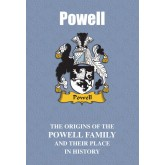 Powell Family Name Book