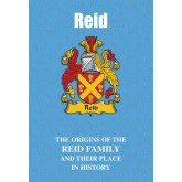 Reid Family Name Book