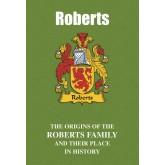 Roberts Family Name Book