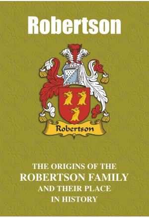 Robertson Family Name Book