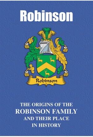 Robinson Family Name Book
