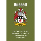 Russell Family Name Book
