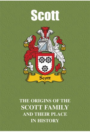 Scott Family Name Book