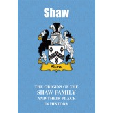 Shaw Family Name Book
