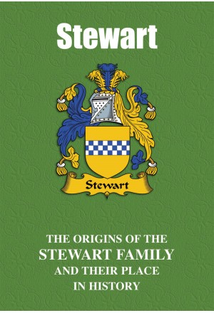 Stewart Family Name Book