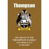 Thompson Family Name Book