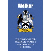 Walker Family Name Book