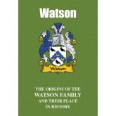 Watson Family Name Book
