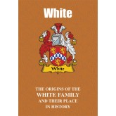 White Family Name Book